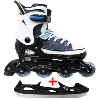 Cox Swain Sneak 2 in 1 Kinder Skates im Vergleich