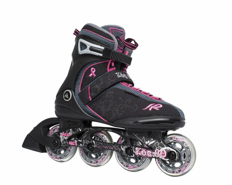 K2 Zoe 80 Damen Fitness-Skate im Vergleich